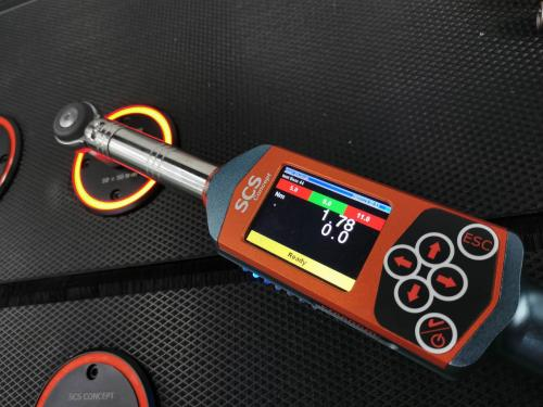 扭矩板手拧紧工具动态效准对装配质量的影响