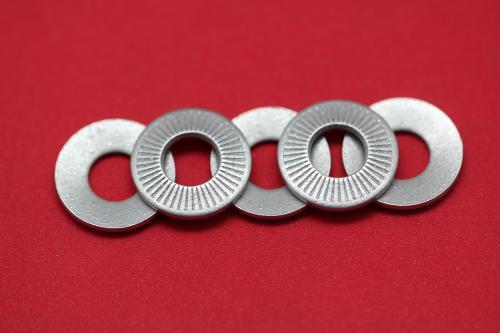 碳鋼鍍鋅法式墊圈NFE25511