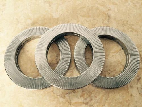 不锈钢双叠自锁垫圈DIN25201