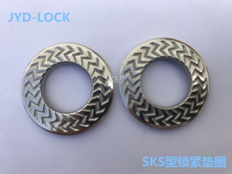 SKS不銹鋼鎖緊墊圈