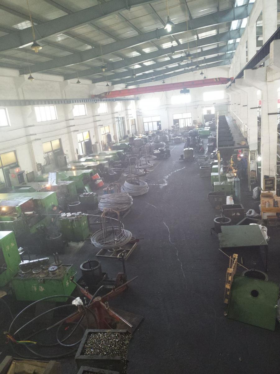 厂房生产区