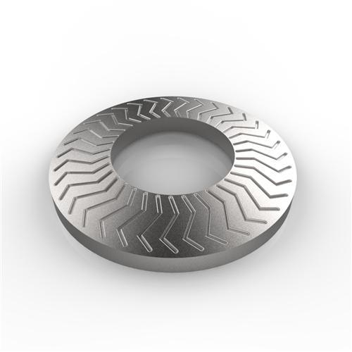 SKS 1110 Knurled disc washer