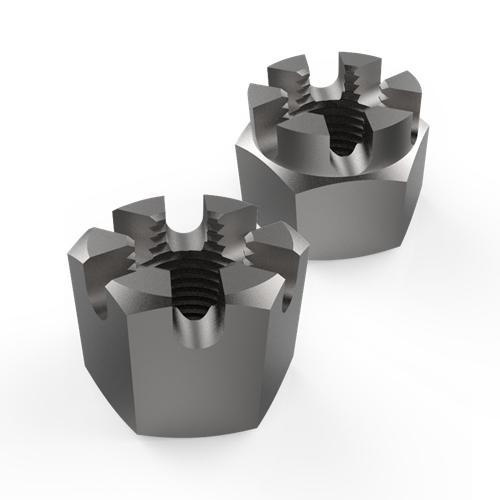 GB /T 6180 A和B级2型六角开槽螺母