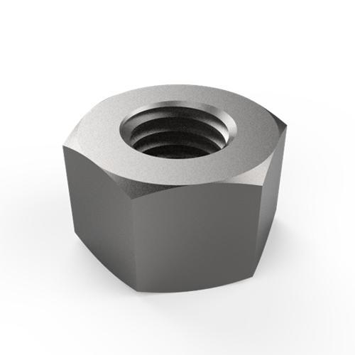 GB 55 Hexagon thick nuts