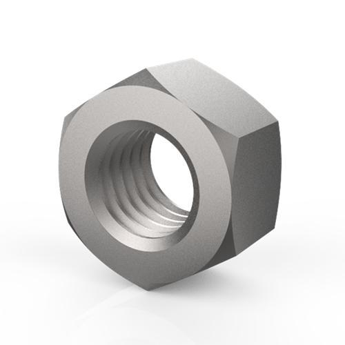 GB/T 6170 Hexagon nuts, Style 1