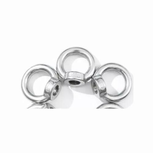 不锈钢304 吊环螺母 圆环螺母起重配件螺母
