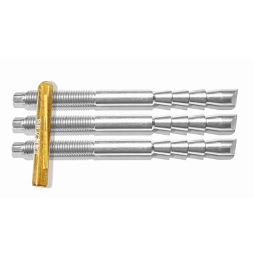 高强度化学锚栓 化学膨胀螺栓 外墙锚栓