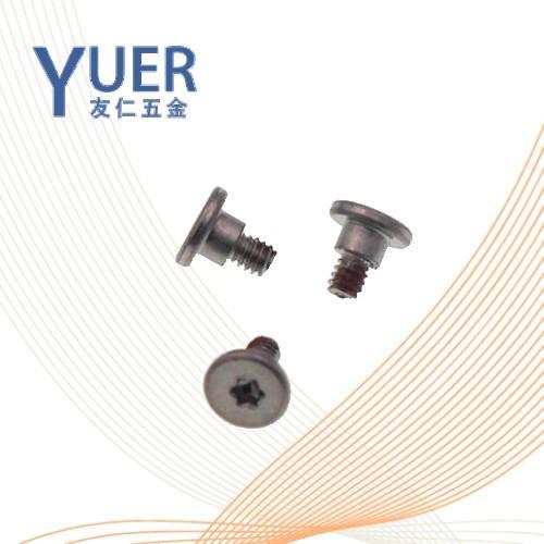 精密机械用紧固件十字槽圆柱头螺钉 O型氟胶密封圈 GB /T13806.1