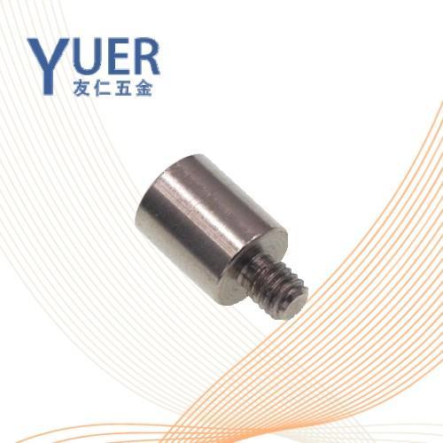0770 精密机械用紧固件厚平头螺丝 镍