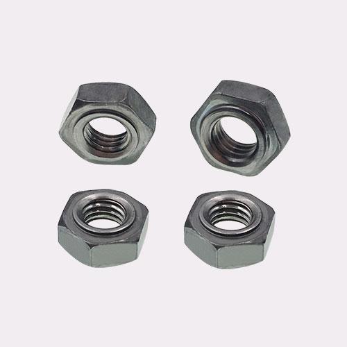 焊接六角螺母 台阶螺母 GB13681-1992 M8 M10