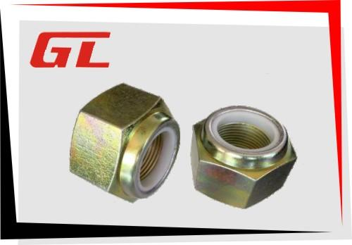 DIN982 非金属嵌件锁紧加厚螺母