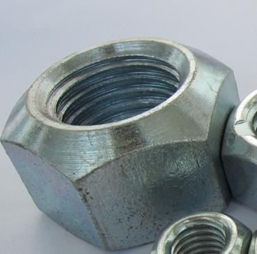 美制镀锌全金属锁紧六角螺母