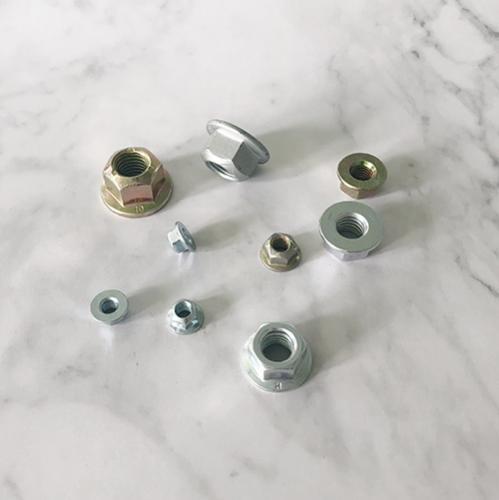 金屬鎖緊六角法蘭螺母 GB6187