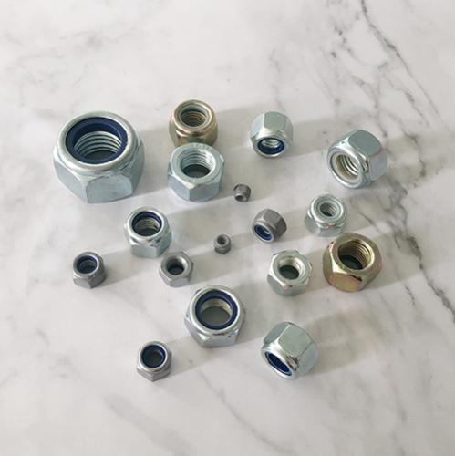非金属嵌件锁紧加厚螺母 ISO10512
