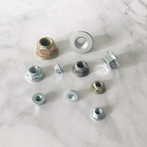 金屬鎖緊六角法蘭螺母 DIN6927