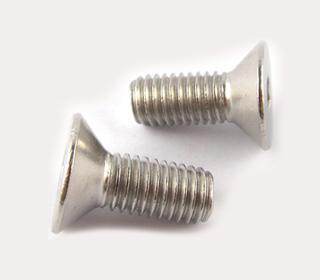 A2 DIN7991 不锈钢沉头内六角螺丝