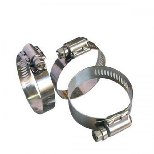 不锈钢中美式喉箍