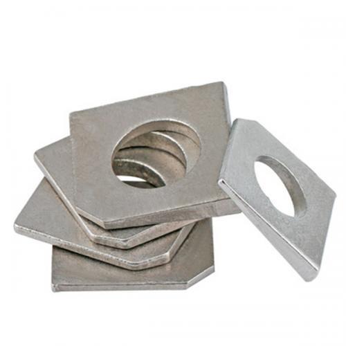 不锈钢四方斜垫圈