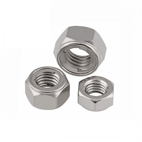 不锈钢金属锁紧螺母