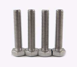 A2 DIN933 不锈钢全牙外六角螺栓