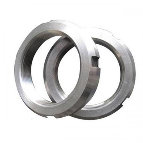 不锈钢圆螺母