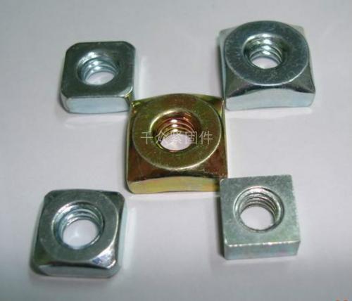DIN557四方螺母