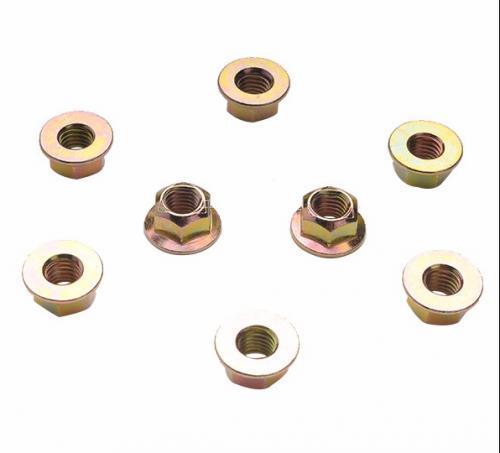 IFI 100-107-2002扭矩锁紧型六角法兰螺母