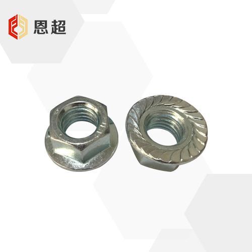 DIN6923 六角法兰面螺母