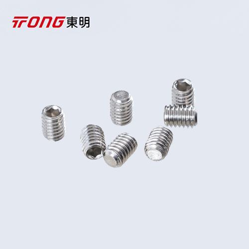 DIN913 平端紧定螺钉