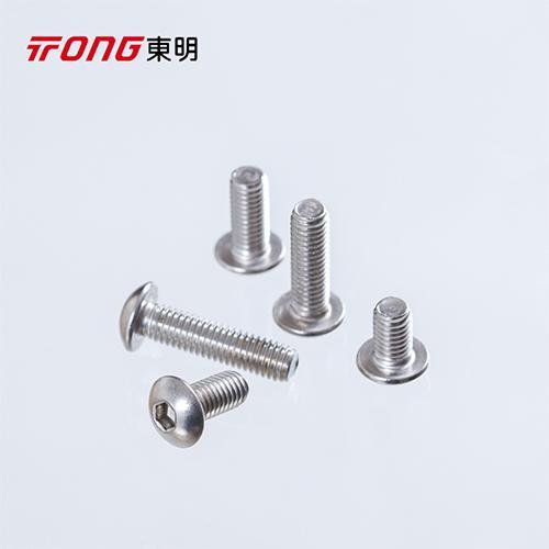 ISO 7380 不鏽鋼内六角螺栓