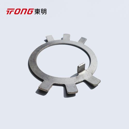 GB858 圆螺母用止动垫圈