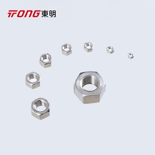 GB6175 六角加厚螺母