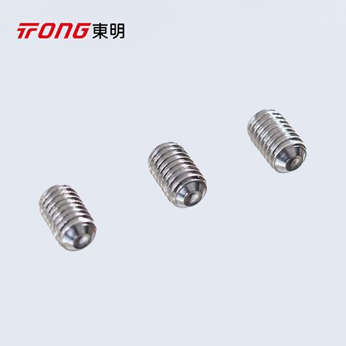 DIN916 凹端紧定螺丝钉