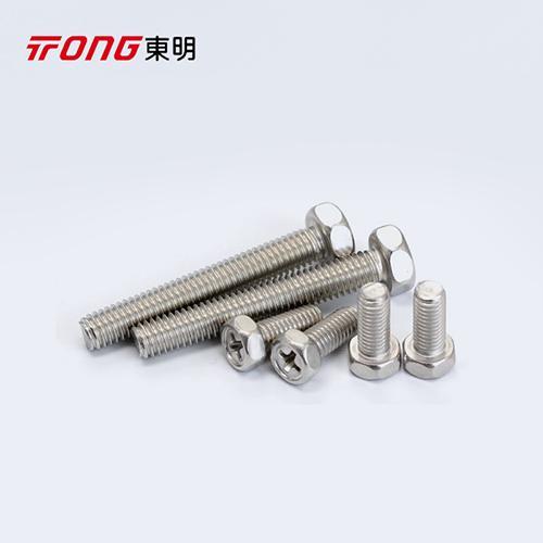 GB29.2 凹穴机螺钉