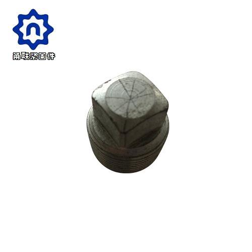 QCT 379-2013 四方螺堵 方头螺塞 方头锥形螺塞