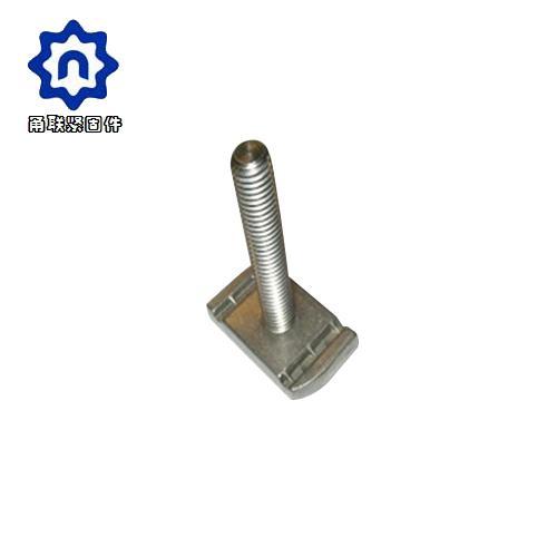 T型螺栓 49/30哈芬螺栓 定制哈芬槽道專用T型螺栓