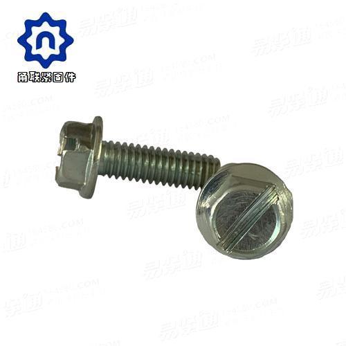 GB/T 16674.1-2016 六角法兰面螺栓 细牙 小系列 标准型