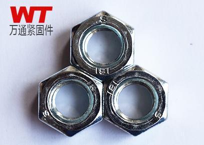 DIN934 六角螺母 镀锌