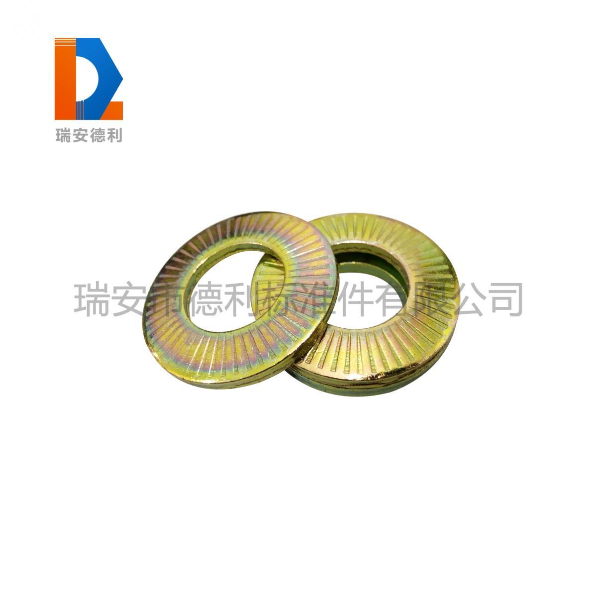 锯齿锥面弹簧垫圈DIN 25201