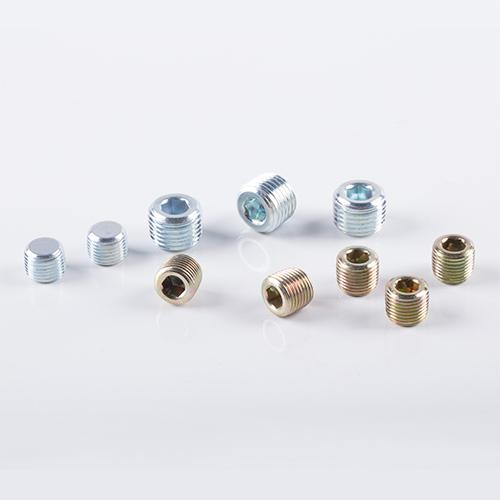 DIN906 Hexagon Socket Pipe Plugs
