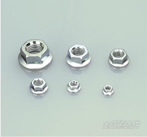 法兰螺母 DIN6923 JIS1190 GB6177