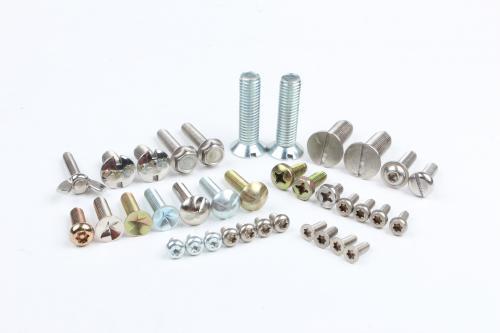【产品情报站】第22期:国标小螺钉槽号的选择和区别
