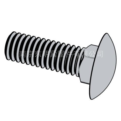 GB/T12 圆头方颈螺栓