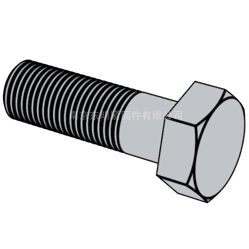 ASME/ANSI18.2.1 外六角螺栓