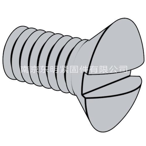 GB/ T 69 - 2016 開槽半沉頭螺釘
