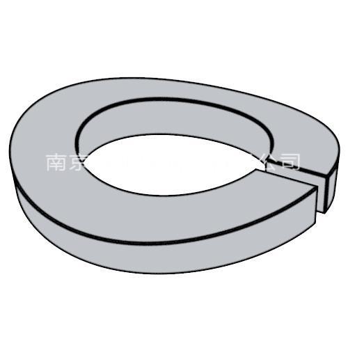 SN 60727-2-2000  VSKZ 弧形彈簧墊圈