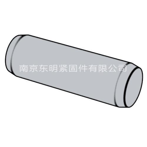 GB/T 119.1 - 2000 不淬硬钢和奥氏体不锈钢圆柱销