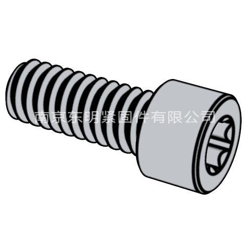 GB/T 6191 - 1986 8.8级 内六角花形圆柱头螺钉