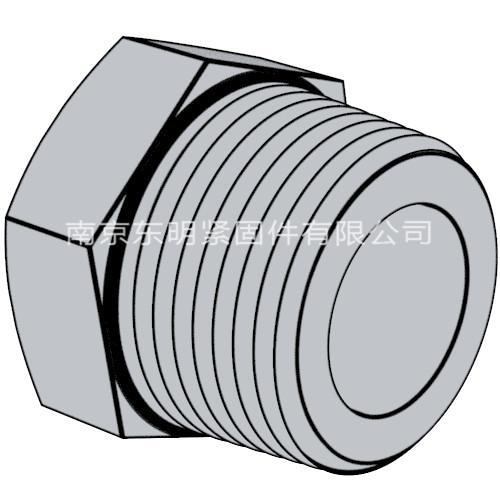 QC/ T 381 - 2013 六角头锥形螺塞