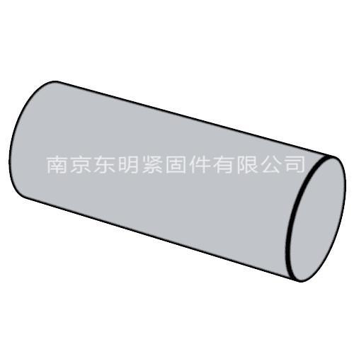 Q 523 圓柱銷(C型-d 公差h11)
